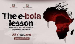 La lezione di Ebola