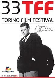 Manifesto TFF 33 dedicato a Orson Welles