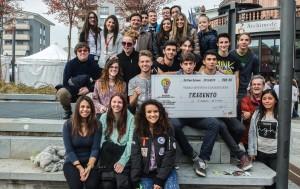 Giovani ricercatori al Festival della Scienza