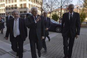"""Mattarella: """"I Comuni alla base della democrazia"""""""