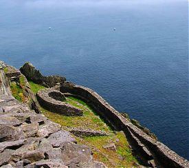 Turismo: IRLANDA,A SKELLIG MICHAEL ISLAND LE RIPRESE DI STAR WARS