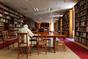 Una biblioteca in ospedale