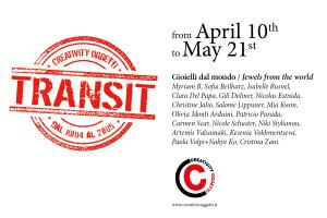 Transit, gioielli dal mondo