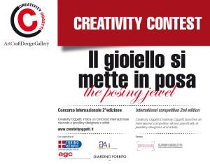 Creativity Contest, il gioiello si mette in posa
