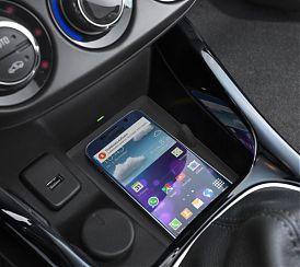 Opel GM: RICARICA IL TELEFONO NELLA TUA OPEL IN WIRELESS