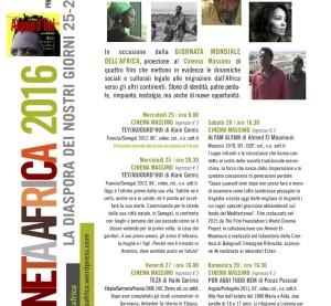PIANETA AFRICA – LA DIASPORA DEI NOSTRI GIORNI