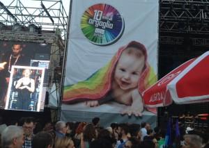Pride, dieci anni di orgoglio per la parità di diritti