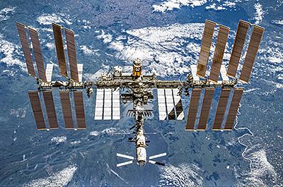 La Stazione Spaziale Internazionale minuto per minuto