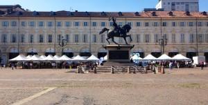 A Torino l'amatriciana solidale