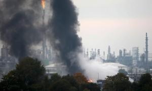 Esplosioni in Germania, timori per le sostanze chimiche