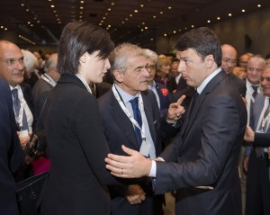 Renzi, la campagna (per il SI) riparte da Torino