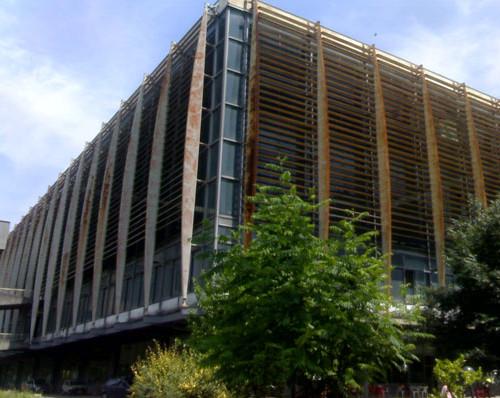 L'abbandono del Palazzo del Lavoro