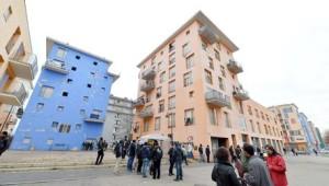 Ex Moi, nuove case per i rifugiati