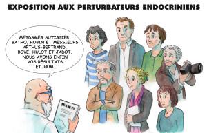 Interferenti endocrini, il test di sette ecologisti