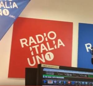 ECOGRAFFI SU RADIO ITALIA 1