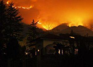 Incendi, in Piemonte si contano i danni
