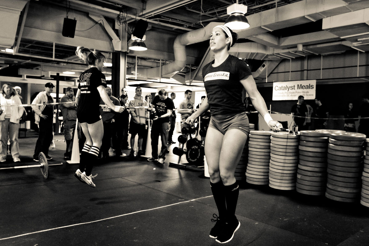 CrossFit, alla ricerca del limite