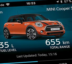 Motori: MINI CONNECTED DIVENTA ANCORA PIU' INTELLIGENTE