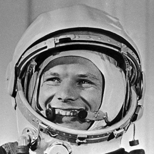 Jurij Gagarin, il primo uomo nello spazio