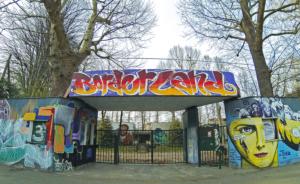 Parco Michelotti, addio al degrado