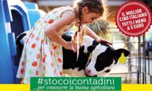 Dall'agricoltura al buon cibo con il villaggio Coldiretti