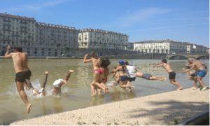 Big Jump Piemonte, un tuffo per i fiumi puliti