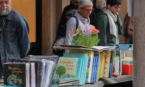 Torino, una biblioteca a cielo aperto
