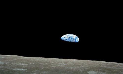 L'alba della Terra