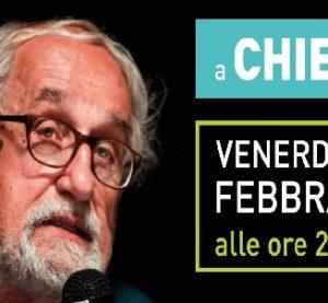 Padre Alex Zanotelli il 15 febbraio a Chieri per il Comitato Acqua pubblica