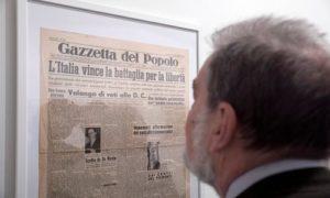 Gazzetta del Popolo, 135 anni in mostra