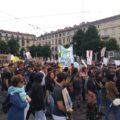 I giovani di Torino tornano a manifestare per il clima