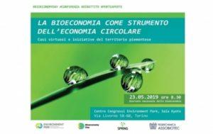 La bioeconomia per l'economia circolare
