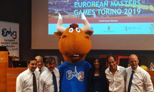 European Master Games, a Torino lo sport over 35