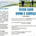 """""""Vivere Sano Uomo e Animale"""" al Parco delle Vallere"""