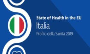 OECD 2019, il profilo di salute dell'Italia