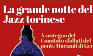 Torna la Grande Notte del Jazz torinese