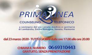 Counseling telefonico a supporto del personale medico e sanitario