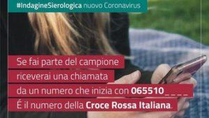 Inizia la Campagna Sierologica per il Covid19