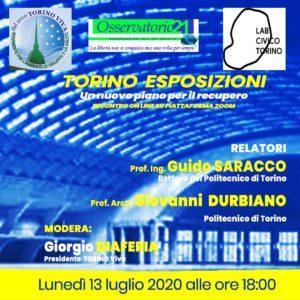 Una Call sul futuro di Torino Esposizioni