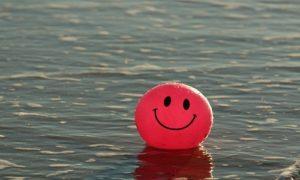 Il coraggio in un sorriso