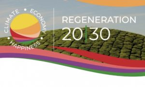Regeneration 20/30, nasce una nuova alleanza green