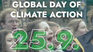 """Non c'è più tempo"". La Fnomceo aderisce al Global Day of Climate Action"