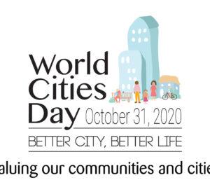 31 Ottobre World Cities Day