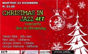 Christmas in Jazz 4et