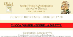 Inaugurata la settimana dei Nobel a Sanremo