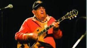 Giulio Camarca grande chitarrista è morto oggi