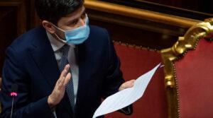 """Covid-19, Comunicazioni del ministro Speranza al Parlamento """"Con campagna di vaccinazione si intravede la luce in fondo al tunnel. Deve essere la sfida di tutto il Paese"""""""