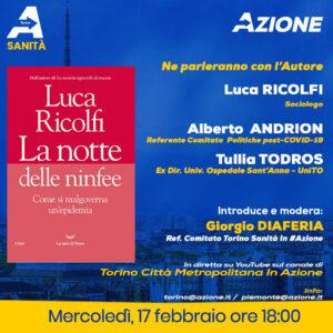 Luca Ricolfi ha presentato : La notte delle ninfee