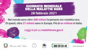 Giornata Mondiale Malattie Rare 28 febbraio
