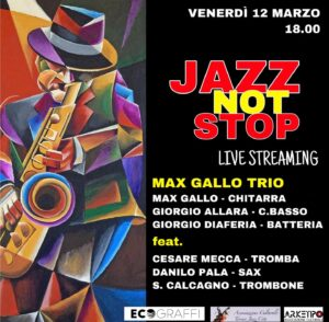 Jazz not Stop ed adesso il cd